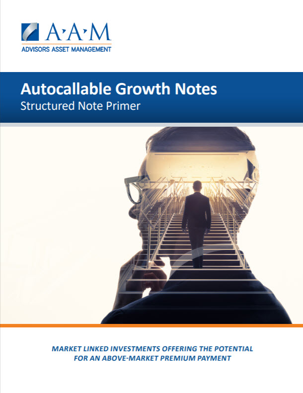 autocallable growth notes